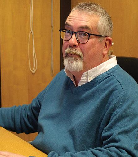 Mervyn Russell, Export Development Manager, Fortress Diagnostics