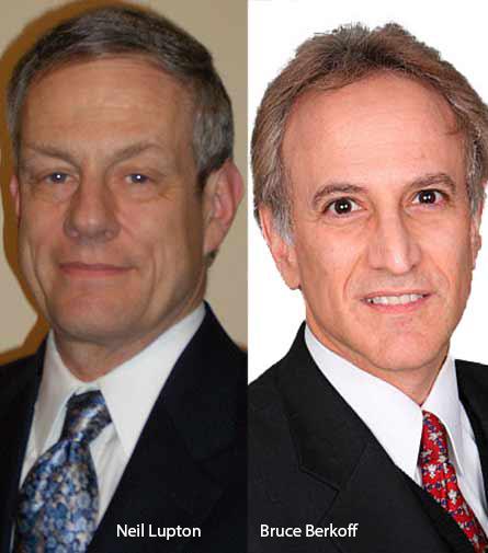 Neil Lupton, President and Bruce Berkoff, CMO (chief marketing officer), Myolex® (&mScanTM)