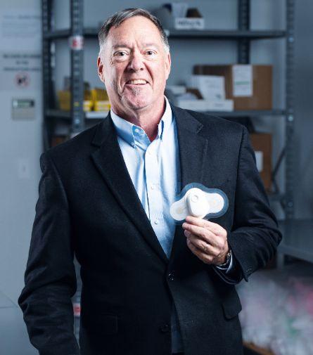 Brad Harlow, CEO, Cardiac Insight