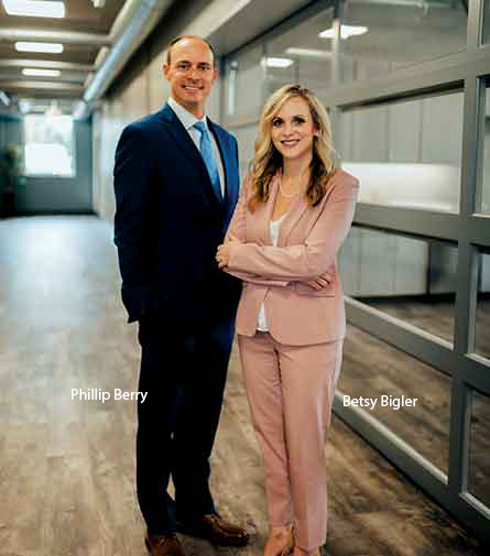Phillip Berry, CEO; And Betsy Bigler, President & COO, Northwind Pharmaceuticals