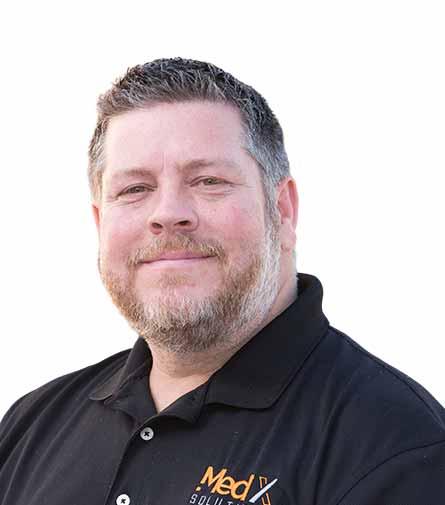 Charles Phelps, President, MedX Solutions
