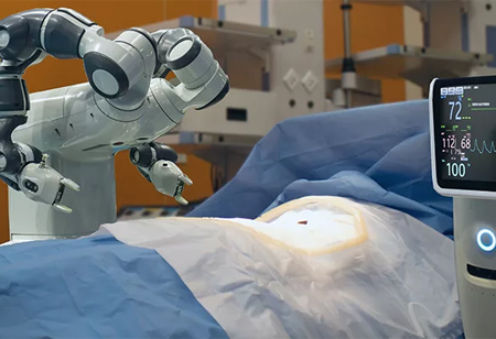 The Role Robotics Plays in the Treatment of Trauma and Orthopaedics
