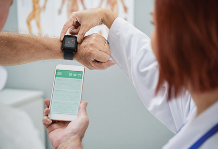 What is behind the Increased Usage of Wearable Medical Devices during the Pandemic?