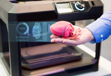 4 Uses of 3D Printing in Healthcare