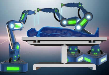 The Contributions of AI and Robotics to the Healthcare Industry