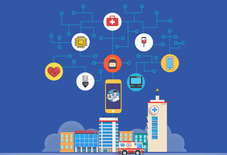 IoT: The Game Changer in the Healthcare Industry