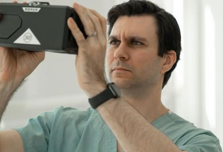 Top 7 AR and VR Applications Empowering Radiologists