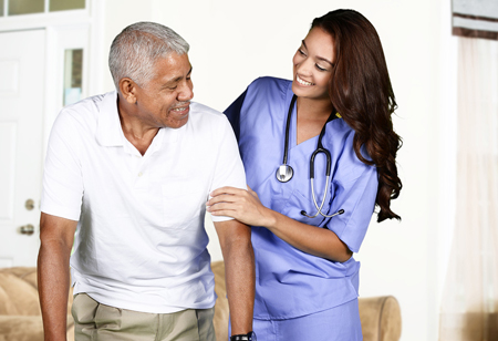 Finding the Right Caregiver for In-Home Healthcare