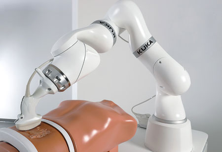 Robotic Medical Assistants to Introduce New Treatment and Care Parables