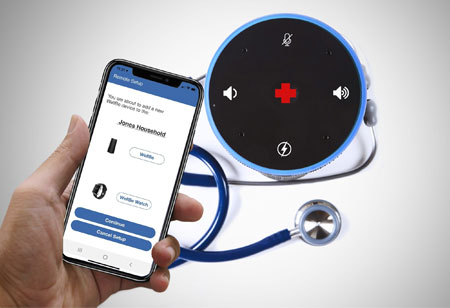 HandsFree Health to Offer Fully Integrated Home Health Systems for Seniors