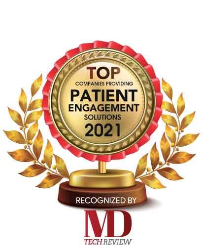 Top 10 Companies Providing Patient Engagement Solutions - 2021
