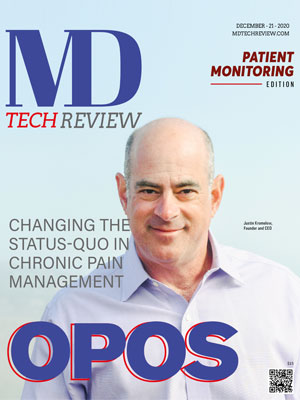 Opos: Changing The Status-Quo in Chronic Pain Management