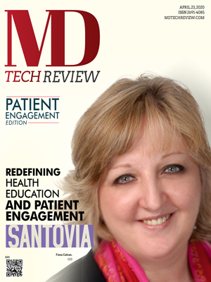 Santovia: Redefining Health Education and Patient Engagement