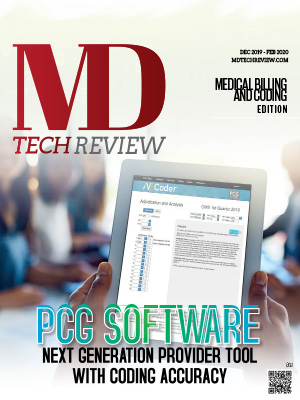 PCG Software: Next Generation Provider Tool with Coding Accuracy