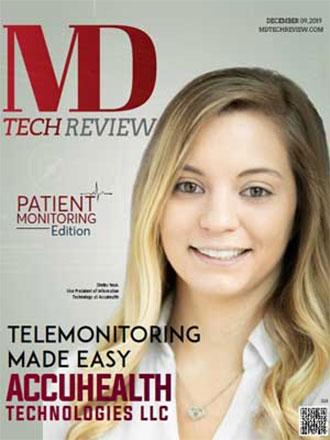 Accuhealth Technologies LLC: Telemonitoring Made Easy