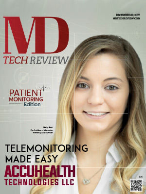 Accuhealth Technologies LLC: Telemonitoring Made Easy